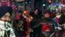Santa Claus Parade takes over downtown