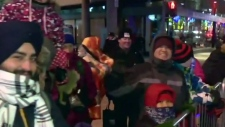 Santa Claus Parade takes over downtown