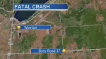 Fatal Crash in Georgian Bluffs