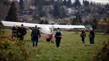 Langley plane