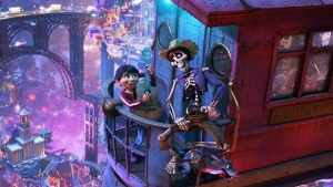 A scene from Pixar's new animated film 'Coco.' (Walt Disney Studios Motion Pictures/IMDb)
