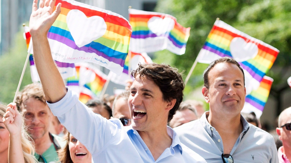 Federal, provincial leaders in Montreal for Pride Parade