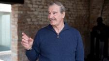 Former Mexican President Mexico Vicente Fox