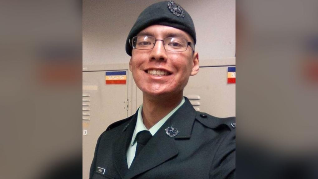 Corporal Nolan Caribou