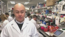 CTV Montreal: New ALS drug being tested
