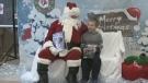 CTV Northern Ontario: Sensitive Santa