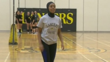 Women recognized for hijab-basketball initiative