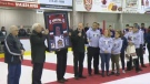 West Island Hockey retires jersey of Tristan Morrissette-Perkins