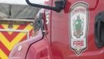 Saskatoon fire department responded to scene