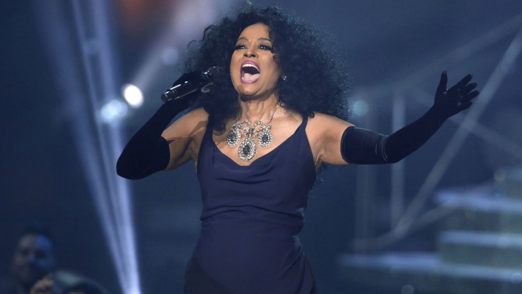 Diana Ross feels 'violated' by airport screener's touching