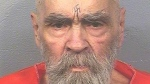 Charles Manson is seen on Aug. 14, 2017. (California Department of Corrections and Rehabilitation)