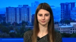 Lindsay Shepherd appears on CTV's Your Morning from Kitchener, Ont., Monday, Nov. 20, 2017.
