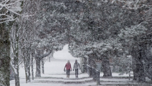 Prairies to experience 'harshest' winter weather in Canada: Weather Network outlook