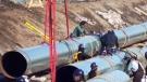 CTV News Channel: Nebraska votes 'yes' on pipeline