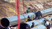 CTV News Channel: Nebraska votes 'yes' on pipeline