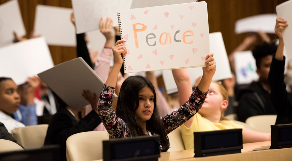 World Children's Day at the United Nations