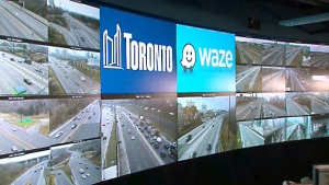The City of Toronto announced its new partnership with traffic app Waze on Nov. 20, 2017.