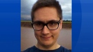Police say 24-year-old Jacob Spin has been found safe. (Nova Scotia RCMP)