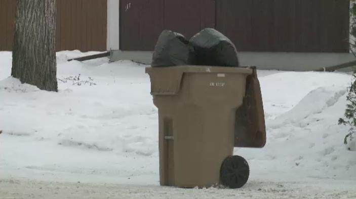 Regina garbage