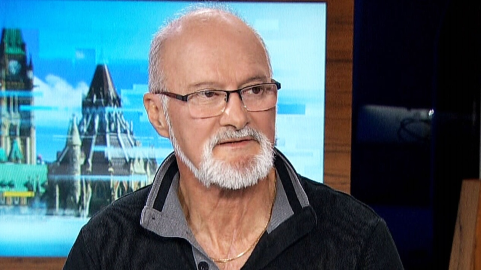 Peter Whitaker, a member of the Canada Post Pension Advisory Council, speaks to CTV's Power Play on Monday, Nov. 20, 2017.
