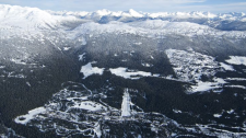 The Whistler Olympic Park is seen in this undated photo from WhistlerSportLegacies.com.