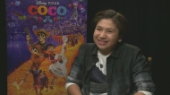 Anthony Gonzales plays Miguel, a boy trapped in the Mexican afterlife in the movie Coco