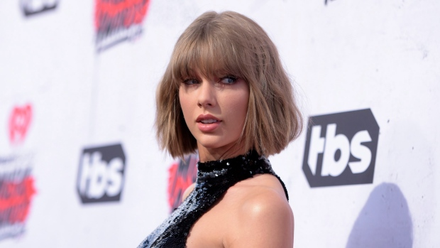 Taylor Swift Announces 'Reputation' UK Tour Dates For 2018
