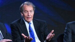"In this Tuesday, Jan. 12, 2016, file photo, Charlie Rose participates in the ""CBS This Morning"" panel at the CBS 2016 Winter TCA in Pasadena, Calif. (Photo by Richard Shotwell/Invision/AP, File)"