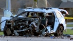 Crash in Paris, Ont. sends driver to hospital