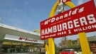 This April 15, 2005, file photo, shows a replica of Ray Kroc's first McDonald's franchise, which opened on April 15, 1955, that is now a museum in Des Plaines, Ill.  (AP Photo/Nam Y. Huh File)
