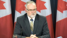 LIVE1: Auditor General Michael Ferguson speaks