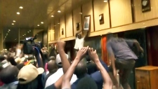 LIVE4: Reaction in Zimbabwe after Mugabe resigns