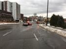 Gas leak at Rainbow Mall
