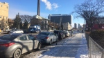 Two incidents took place near Jacob Penner Park along Notre Dame Ave one near the corner of McGee St. The other near the corner of Victor St. The third incident took place near the Tecumseh Street Parkade.