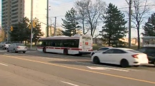 TTC bus passengers sprayed with unknown substance