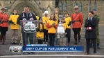 The Grey Cup is in town!