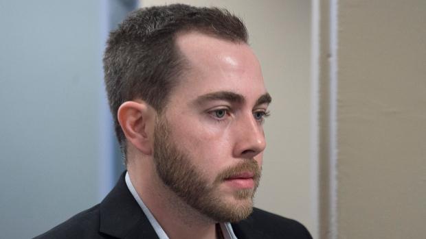 Christopher Calvin Garnier on trial in Halifax