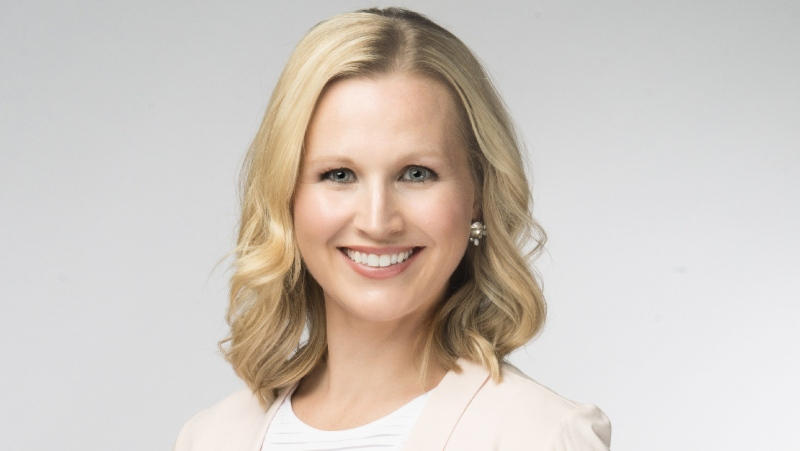 CTV Morning Live's Annette Goerner