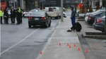 Gideon Fekre, pedestrian death