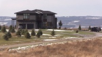 A luxury home in The Blue Mountains (CTV Barrie)