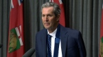An emotional Pallister recounts New Mexico ordeal