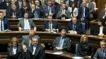 Throne speech zeroes in on deficit, daycare