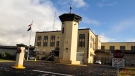 This Nov. 18, 2011 file photo shows the Oregon State Penitentiary, in Salem, Ore. (Danielle Peterson / Statesman-Journal via AP)