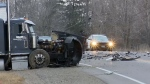 Two dead in Guelph crash