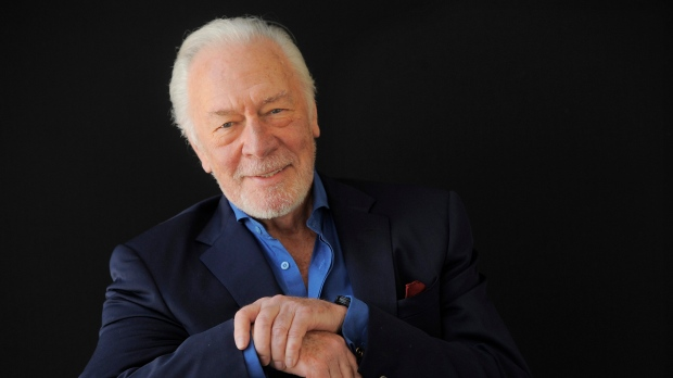 In this July 25, 2013, file photo, Christopher Plummer poses for a portrait at the Beverly Hilton Hotel in Beverly Hills, Calif.(Photo by Chris Pizzello/Invision/AP, File)