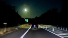 CTV News Channel: Fireball seen in Japan