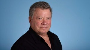 "William Shatner, the Canadian who played the iconic commander in ""Star Trek"" has taken to Twitter to urge Alberta use the federal app. (File photo)"