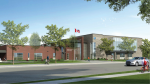Janet Metcalfe Public School is expected to be ready for students by September 2018. (WalterFedy / WRDSB)