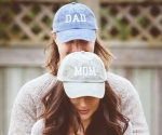 Erik and Melinda Karlsson announce they're going to be parents. (@MelindaCurrey / Twitter)