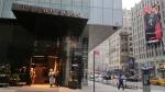 The Trump Soho hotel is seen in New York on Dec. 6, 2016. (Seth Wenig/AP Photo)